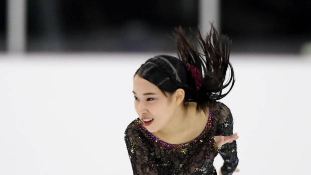Mihara 2nd at Autumn Classic in Canada after short program