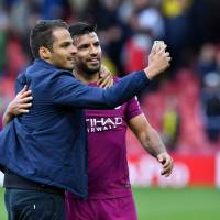 Manchester City continues scorching run with six-goal outburst