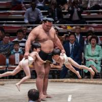 JSA offering foreign fans rare glimpse of special sumo rituals