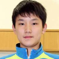 Teen phenom Harimoto moves up to 13th in table tennis world rankings