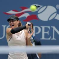 Sharapova comes up short in fourth round of U.S. Open