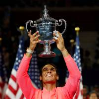Nadal sweeps by Anderson in final