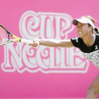 Nara ousted by Wang at Japan Women's Open