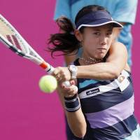 Kato storms into semifinals at Japan Women's Open