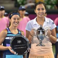 Diyas ends Kato's challenge to win Japan Women's Open