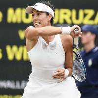 Muguruza reveling in No. 1 status ahead of Pan Pacific Open