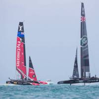 America's Cup champion Emirates Team New Zealand decides to switch from catamarans to monohulls