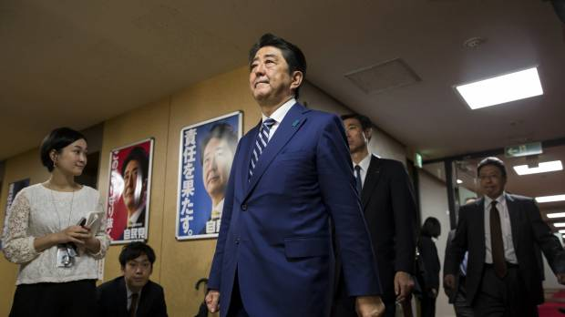 After landslide victory, Abe may ramp up spending to spur economic policies and social security