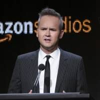 It was announced Thursday that Roy Price, head of Amazon Studios, seen here during the Amazon Summer TCA Tour at the Beverly Hilton Hotel in August 2015, is on leave following allegations of sexual harassment. The decision came hours after The Hollywood Reporter published a producer's detailed claims of harassment by Price. | AP