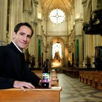 Struggling Brussels church hops to it, hopes brew gets believers to belly up to the pews