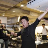 Internet bad boy Takafumi Horie and Wagyumafia bet the farm on intensely marbled steaks