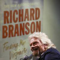 Richard Branson takes another bet on the future with Hyperloop One