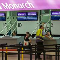 Flying since 1968, U.K.'s Monarch Airlines goes bust, marooning over 100,000 tourists