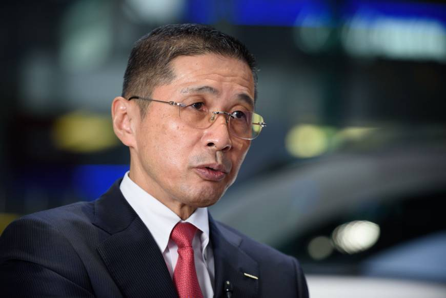 Nissan admits improper safety inspections continued after president's public apology
