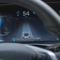 A car which has an autopilot feature is taken for a spin on a test course. With leading technological expertise in artificial intelligence, Canada is keen to do the same in driverless cars. | BLOOMBERG