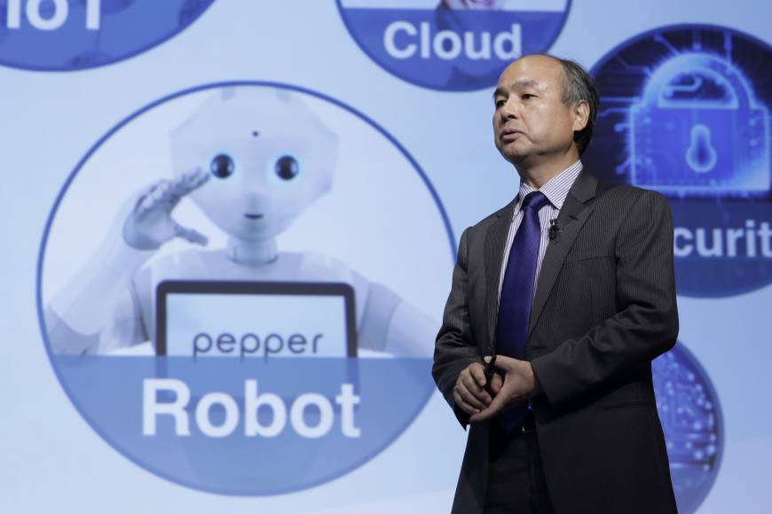 SoftBank leads $93 million investment in AI startup Petuum