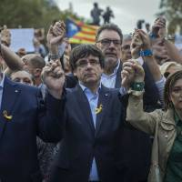 Catalonia separatists plot revenge after Spain announces takeover of regional government