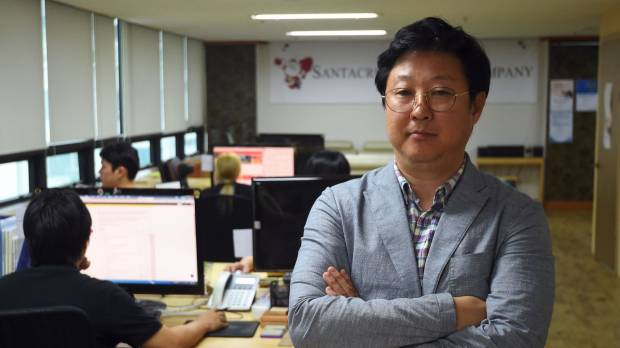 Working 24/7, monitors in South Korea tasked with finding and removing internet 'revenge porn'