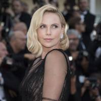 In this May 23 photo, Charlize Theron appears at the 70th Anniversary of the film festival in Cannes, southern France. For anyone thinking the days of the so-called casting couch were long gone, this past week has been eye-opening. Theron was new in Hollywood but knew the warning signs when she went to an audition. In a 2005 interview in Marie Claire, she said she thought it was a little odd that the audition was on a Saturday night at his house in Los Angeles. | ARTHUR MOLA / INVISION / VIA AP