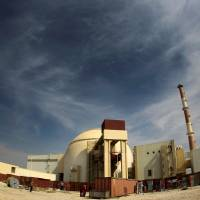The Bushehr nuclear power plant, 1,200 km south of Tehran, was the first civilian nuclear power plant built in the Middle East. | REUTERS