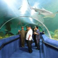 North Korea's Kim works to turn missile-testing outpost into tourism cash cow