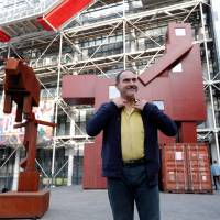Too racy for Louvre, sex sculpture 'Domestikator' finds home at Pompidou Centre