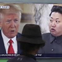 White House again rules out talks as North Korea threatens Japan with 'nuclear clouds'