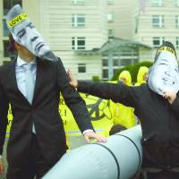 Anti-nuclear campaign ICAN awarded Nobel Peace Prize