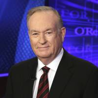 Bill O'Reilly of the Fox News Channel program 'The O'Reilly Factor' is seen in 2015 in New York. Former Fox News Channel anchor Megyn Kelly says she complained to her bosses about O'Reilly's behavior after she had accused former Fox chief Roger Ailes of sexual harassment, and that the abuse and shaming of women has to stop. O'Reilly was fired in April   AP