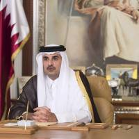Qatar's emir reportedly open  to Trump-hosted talks to defuse regional crisis