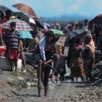 Myanmar systematically killed hundreds of Rohingya in expulsion campaign, Amnesty International says