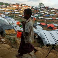 Brutal Myanmar army drove half of million Rohingya out, making sure they can' return: U.N.