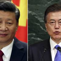 South Korea, China seek to mend relations after THAAD fallout