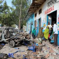 Somalia sacks police and intel chiefs after night-long al-Shabab siege at hotel ends with 23 dead