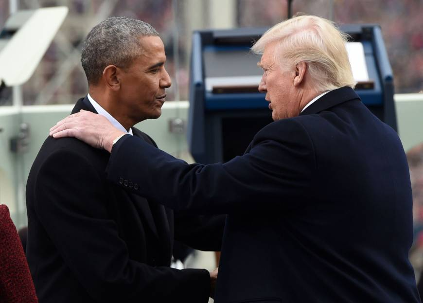 Trump and the dismantling of Obama's legacy