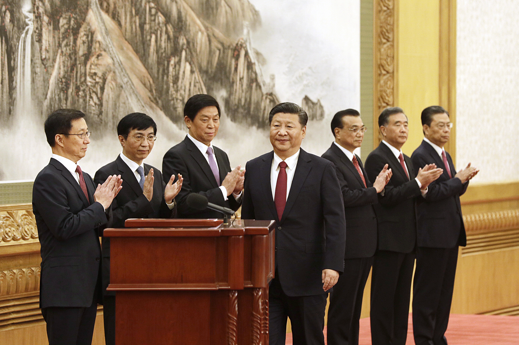 Expert chinese political leaders