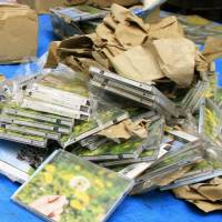 Fukuoka man faces charges for illegally dumping hundreds of AKB48 CDs