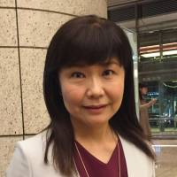 Mika Masuda, a medical journalist and founding member of the nonprofit organization Breast Cancer Imaging Network, says women should be given access to information about their own breast density. | TOMOKO OTAKE