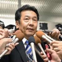 Former DP heavyweight Yukio Edano seeks  to fill void with new liberal-minded party