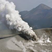 Kyushu's Shinmoedake volcano erupts for first time in six years