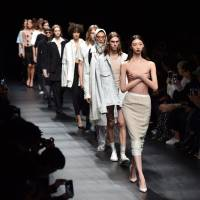 Tokyo fashion week kicks off to showcase 2018 spring/summer designs