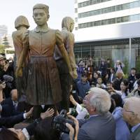 Osaka threatens San Francisco ties over sister city's 'comfort women' memorial