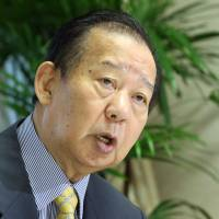 LDP's secretary-general says election loss 'impossible,' the party is not in danger