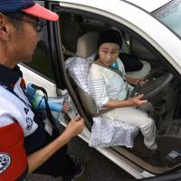Japan's elderly drivers facing safety courses, greater scrutiny as accidents surge