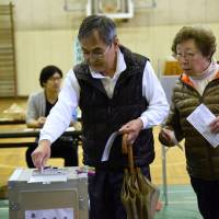 Among Japan's voters, hope for new blood vies with desire for stability