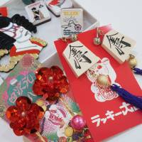 Hand-made accessories to be found at Hoyajuku. | HOYAJUKU