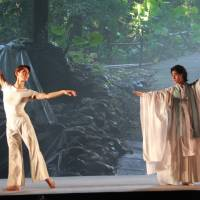 Dance forms mix in pair of shows