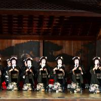 Kyoto's ambience is key to making KIFF special