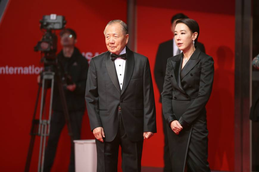 Busan International Film Festival spotlights female directors and plenty of Japanese content