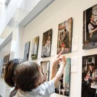 'Swedish Dads' photo exhibition captures the benefits of paternity leave